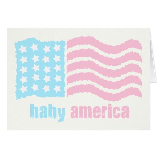 baby america card