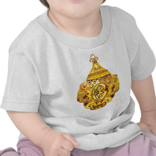 Baby amulet - reciprocal t-shirts