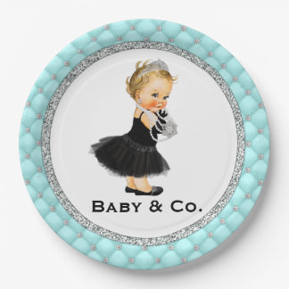Baby and Company Baby Shower Paper Plates