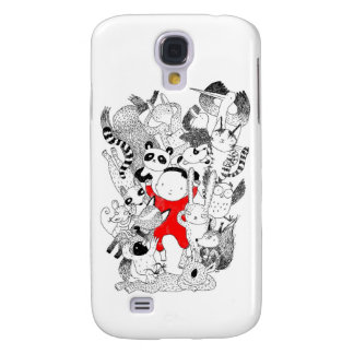 Baby and friends samsung galaxy s4 covers