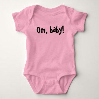 Baby and Kids: Om, Baby!- Girls Creeper
