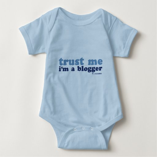 Baby and Toddler (Trust Me) Baby Bodysuit