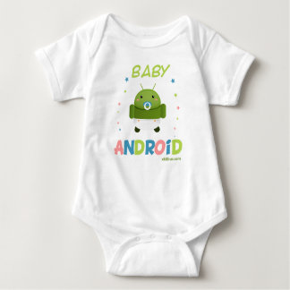 Baby Android Remera