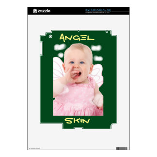 Baby Angel Clouds iPad 2 Skins