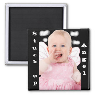 Baby Angel Clouds Magnet