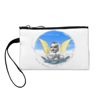 baby Angel  designs Coin Purse