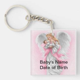 Baby Angel (Girl) keychain