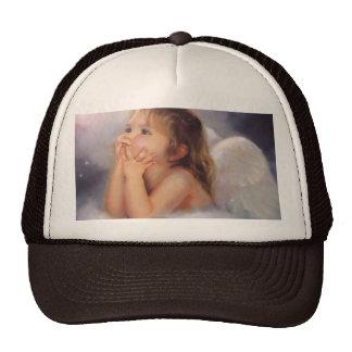 Baby_angel Trucker Hat