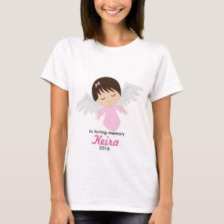Baby Angel Memorial Shirt - Loss of Baby Girl