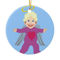 Baby Angel Ornament