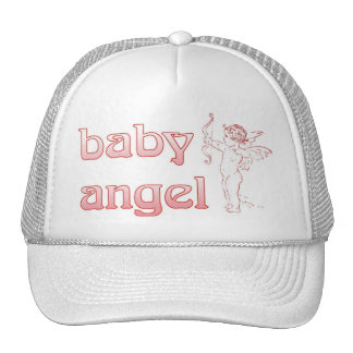 Baby Angel Trucker Hat