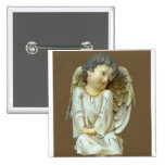 Baby Angel with wings Pinback Button