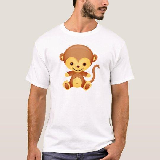 Baby Animal Monkey T-Shirt