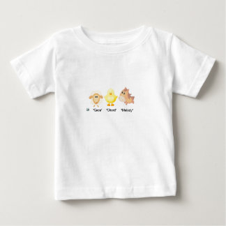 Baby animals-Grace,Chord & Melody! Baby T-Shirt