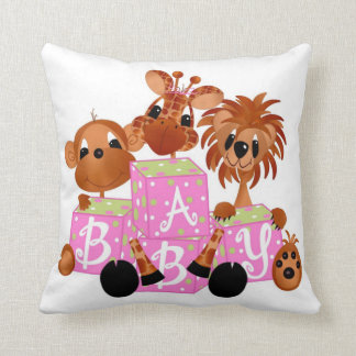 Baby Animals Pillow