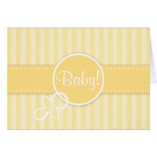 Baby! Announcement (Invitation)