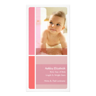 Baby Announcement / Photo Card