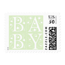 Baby Announcement Stamps