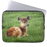 Baby Antelope Laptop Sleeve