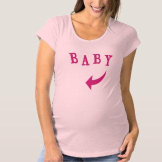 Baby Arrow Pink Shirt