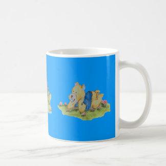 baby art mugs