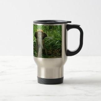 Baby Asian Elephant Travel Mug