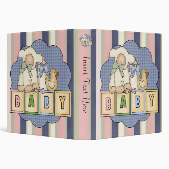 baby avery binder