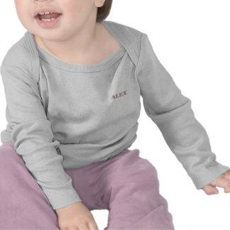 Baby Aviator-Brown Plane Shirts