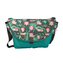 Baby Axolotl Courier Bag