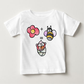 baby babies shirt babystrampler layette bee