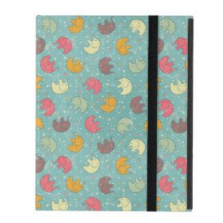 baby background iPad case