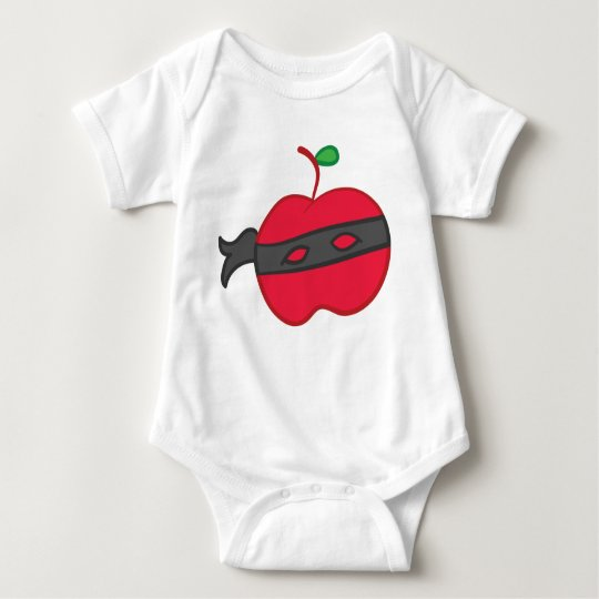 Baby Bad Apple Baby Bodysuit