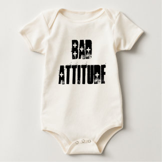 Baby Bad Attitude Baby Bodysuit