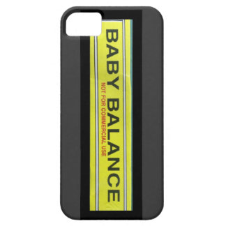 Baby Balance iPhone Cover