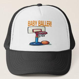 Baby Baller Trucker Hat