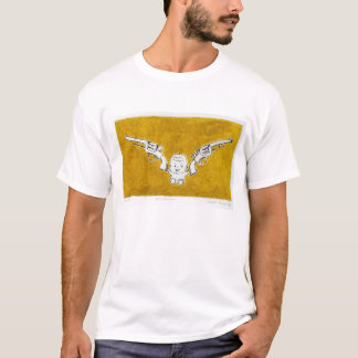 Baby Banger Etching Men's T Shirt
