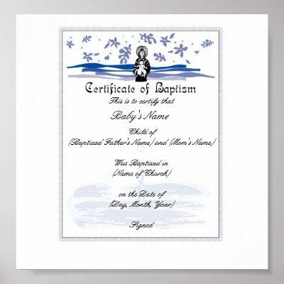 Templates for baptism certificates diigo groups templates for baptism certificates pronofoot35fo Image collections