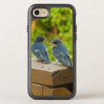 Baby Barn Swallows Nature Bird Photography OtterBox Symmetry iPhone 8/7 Case