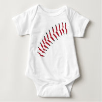Baby Baseball bodysuit. Baby Bodysuit