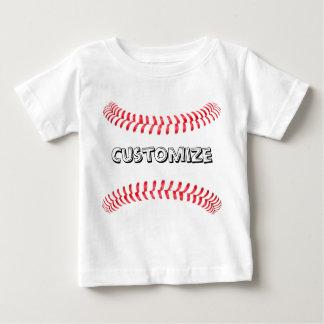 Baby Baseball Custom T-shirt