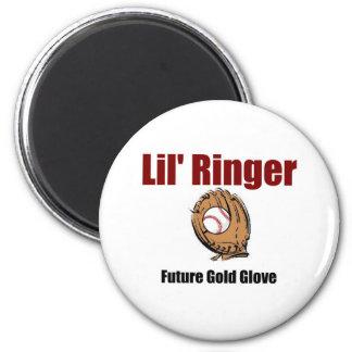 Baby Baseball Magnet Lil Ringer