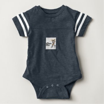 Baby Basketball Body Suit Baby Bodysuit by CREATIVEforKIDS at Zazzle