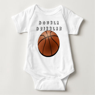 baby basketball tee