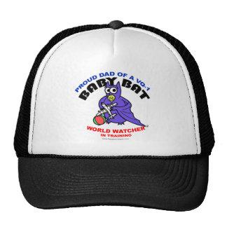 Baby Bat Dad hat