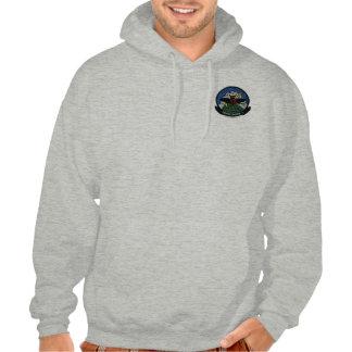 Baby Bat Grandparent hoodie