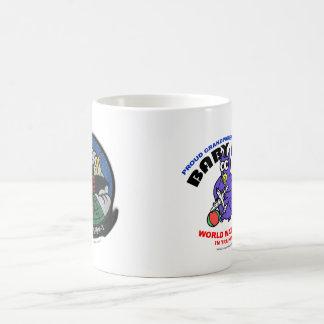 Baby Bat Grandparent mug