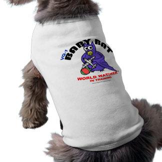 Baby Bat Little Dog Shirt