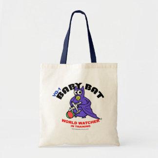 Baby Bat Tote Budget Tote Bag