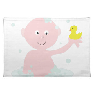 Baby Bath Placemat