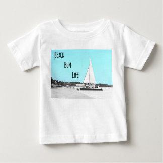 Baby Beach Bum Life Fine Jersey T-Shirt